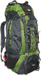 Black Wolf Mckinley 65L Rucksack - Forest Green
