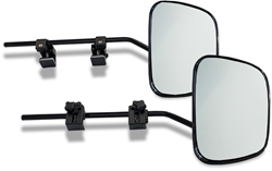 Milenco Grand Aero 3 Extra Wide XXL Towing Mirrors Convex