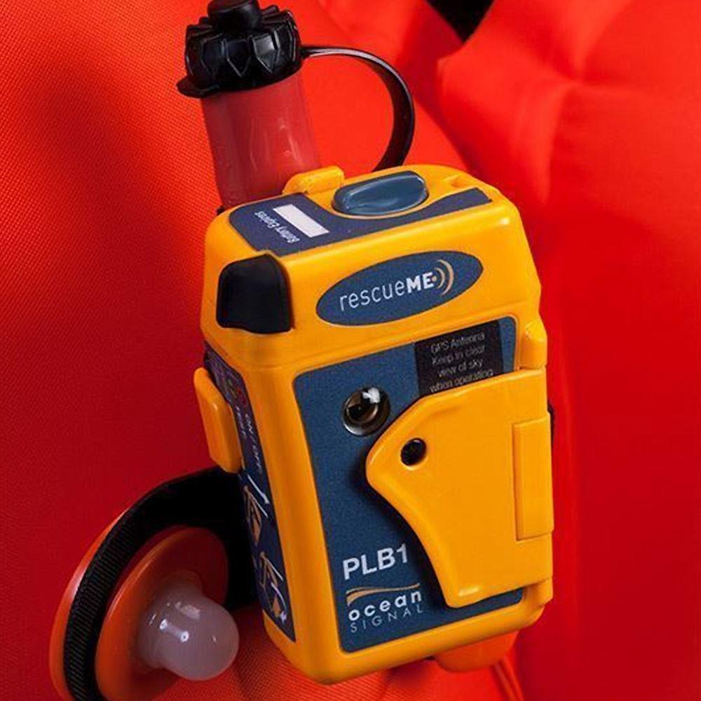 Ocean Signal RescueMe PLB1 Buttons