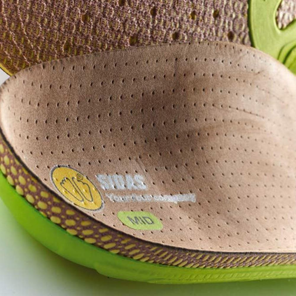 Sidas 3 Feet Outdoor Insole Mid