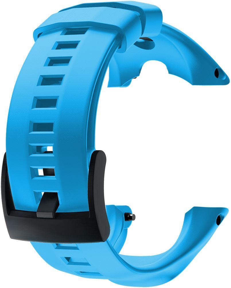 Suunto Ambit 3 Peak Sapphire Silicone Strap Blue