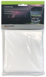 Elemental Bio-Degradable Toilet Bag Liners - Packaging