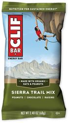 Clif Bar Sierra Trail Mix Energy Bar - Packaging