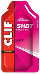 Clif Shot Energy Gel Razz - Packaging
