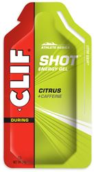 Clif Bar Shot Energy Gel Citrus - Packaging