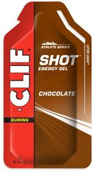 Clif Bar Shot Energy Gel Chocolate - Packaging