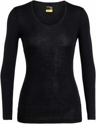 Icebreaker Wmn's 175 Everyday Long Sleeve Scoop