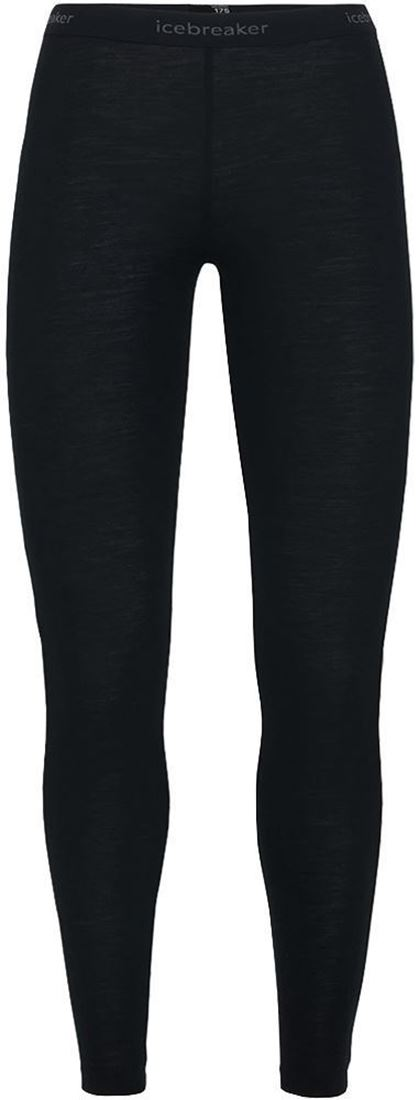 Icebreaker Wmn's 175 Everyday Leggings X Small Black