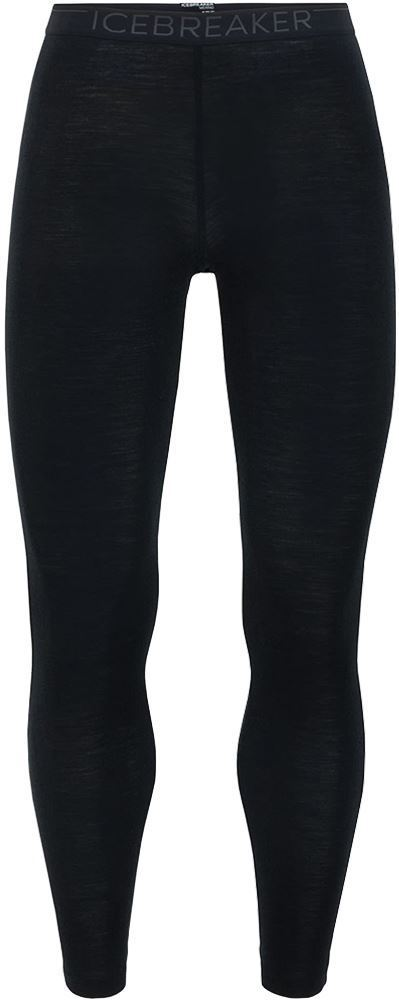 Icebreaker Men's 175 Everyday Leggings Small Black