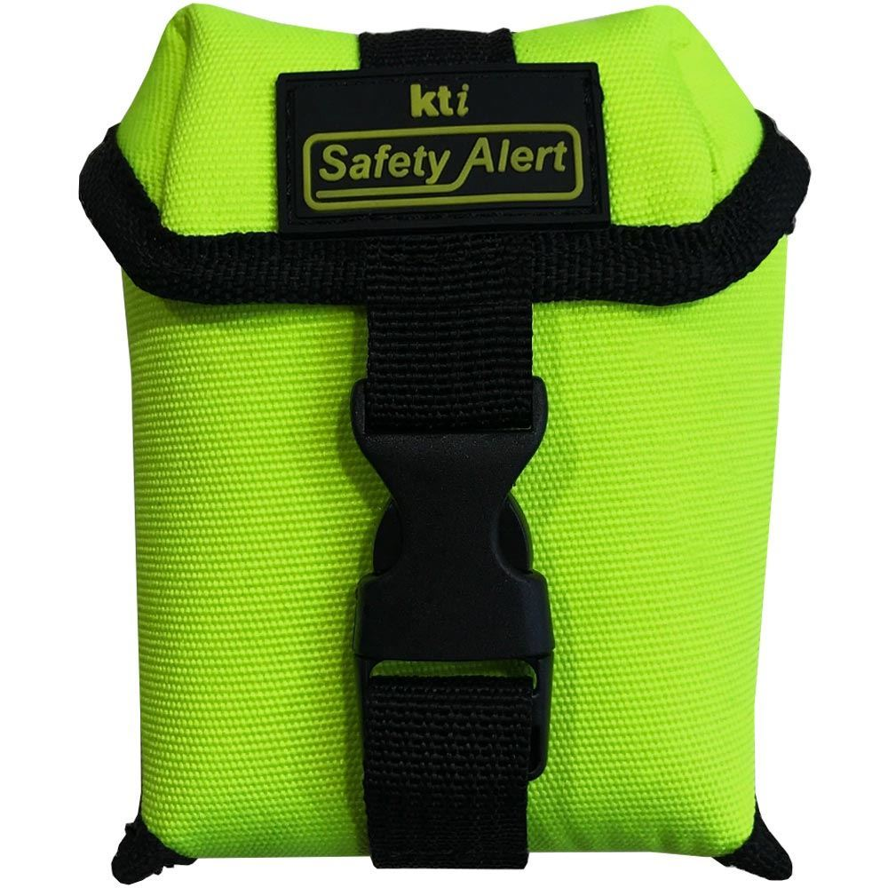 KTI Safety Alert Personal Locator Beacon - Pouch