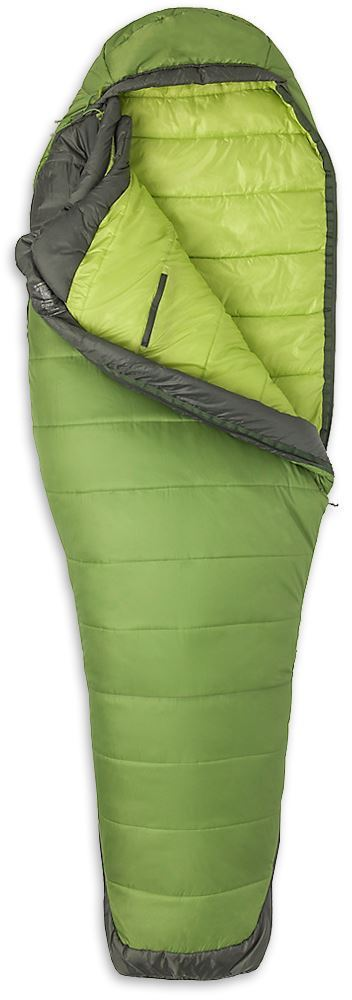 Marmot Trestles Elite Eco 30 Wmn's Sleeping Bag (-1 °C) Regular Wheatgrass Crocodile