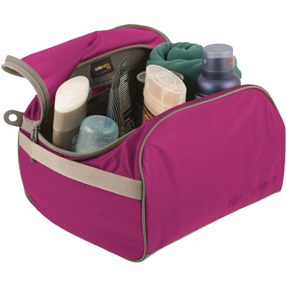 Sea to Summit Toiletry Cell Large - Berry Grey
