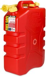 Haigh Fuel Safe Jerry Can 20L Red