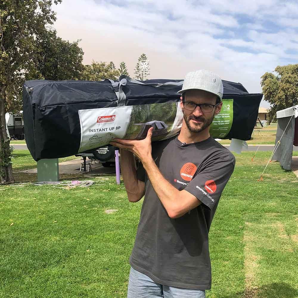Coleman Instant Up 8P Tent - Tent bag