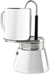 GSI Outdoors 4 Cup Stainless Mini Espresso Maker