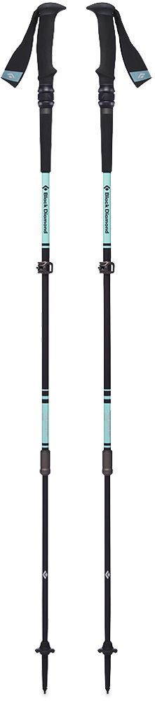 Black Diamond Wmn's Trail Pro Shock Trekking Poles