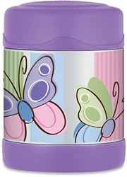 Thermos Funtainer Kids Food Jar 290ml Butterfly