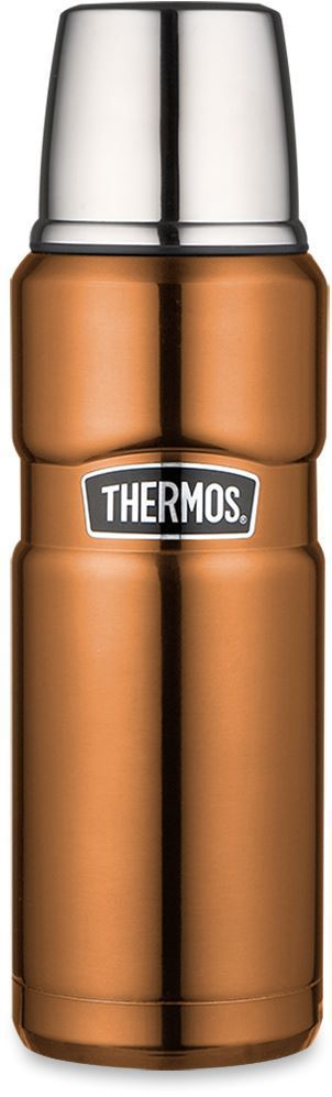 Thermos Stainless Steel King Vacuum Insulated Flask 470ml Copper