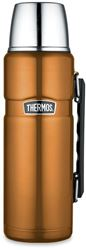 Thermos Stainless Steel King Vacuum Insulated Flask 1.2L Copper