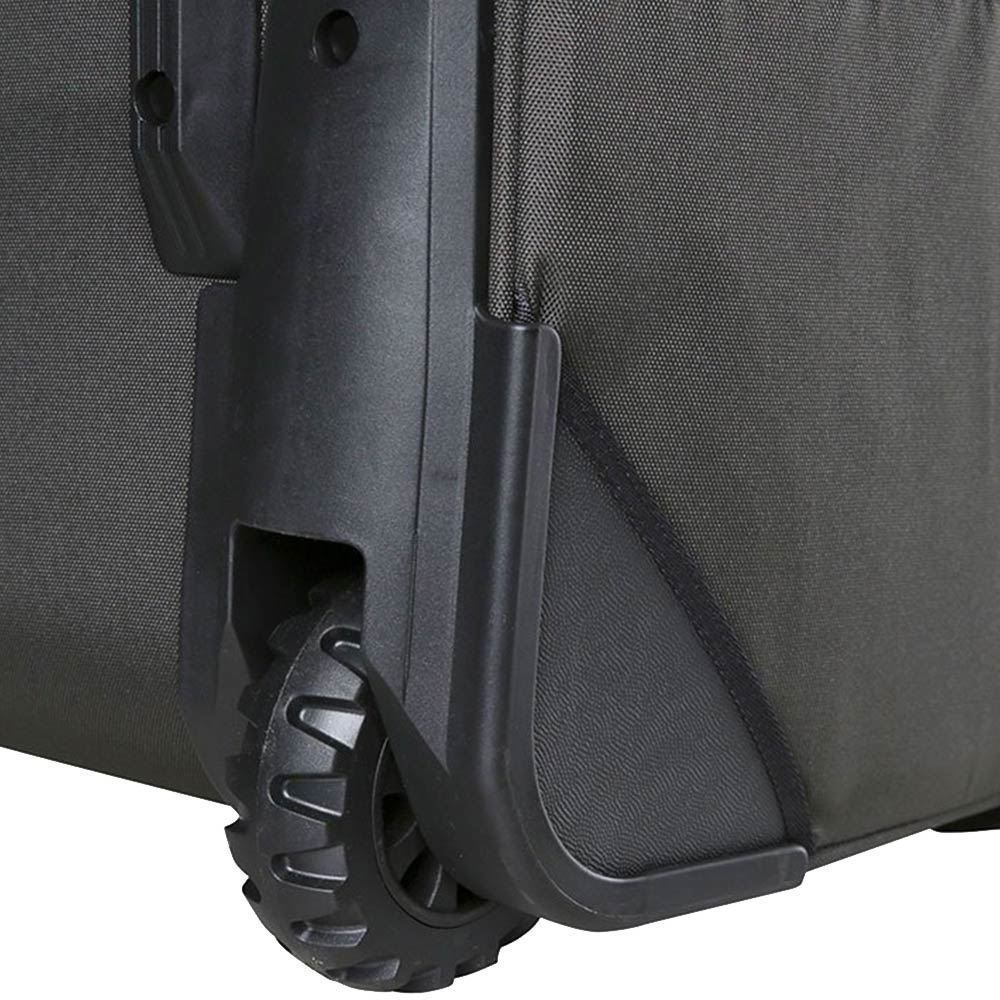 Black Wolf Roller Duffle Bag 120 - wheel