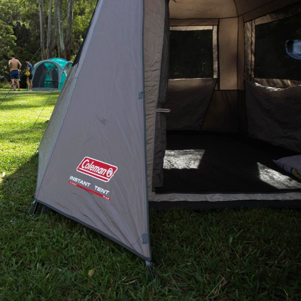 Coleman Instant Up 6P Tent - Inside of tent