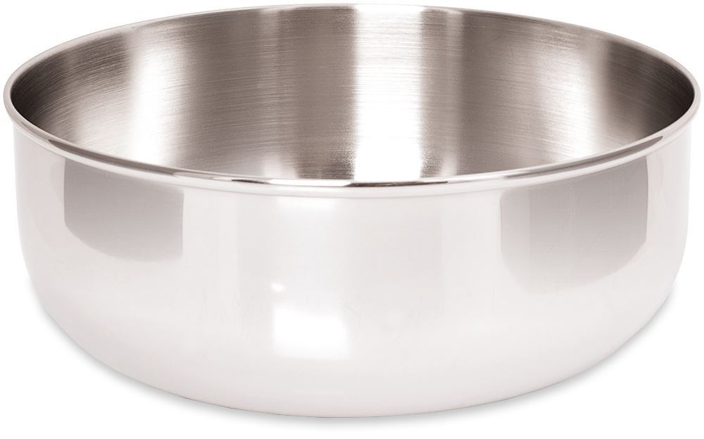Zebra Stainless Steel Soup Bowl 14cm