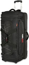 Black Wolf Bladerunner 110 +30 Wheeled Duffle Bag - Black