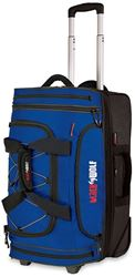 Black Wolf Bladerunner 60 +20 Duffle Bag - Blue