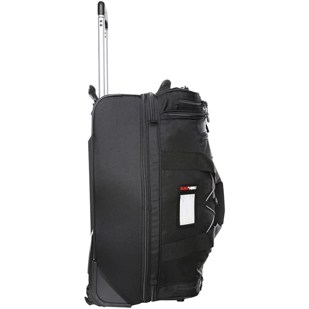 Black Wolf Bladerunner 60 + 20 Duffle Bag - Side view