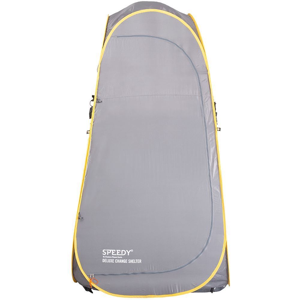 Explore Planet Earth Speedy Deluxe Change Shelter - Front view