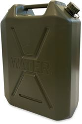 MB Agencies Heavy Duty Green H2O Jerry Can 22L