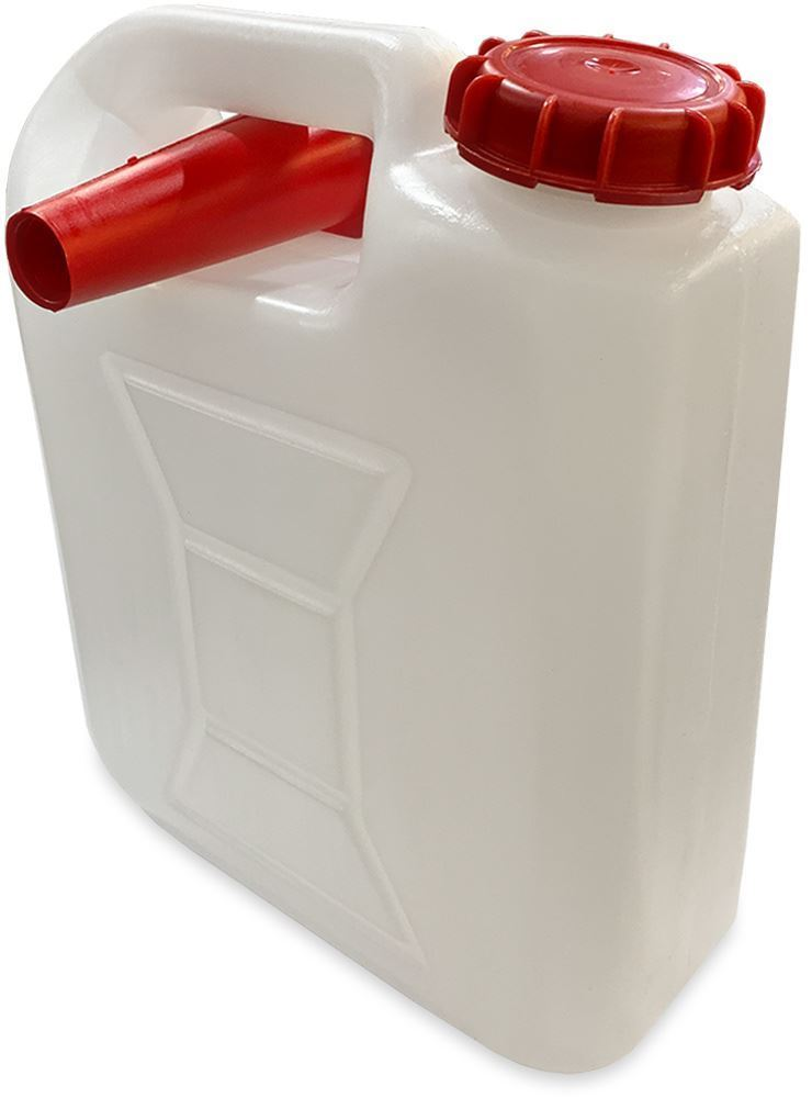 MB Agencies Plastic Water Jerry Can 5L