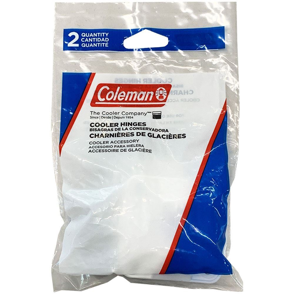 Coleman Cooler Hinges Polylite Cooler Pair