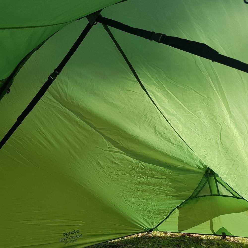 Vango Nevis 200 2P Hiking Tent - Internal view