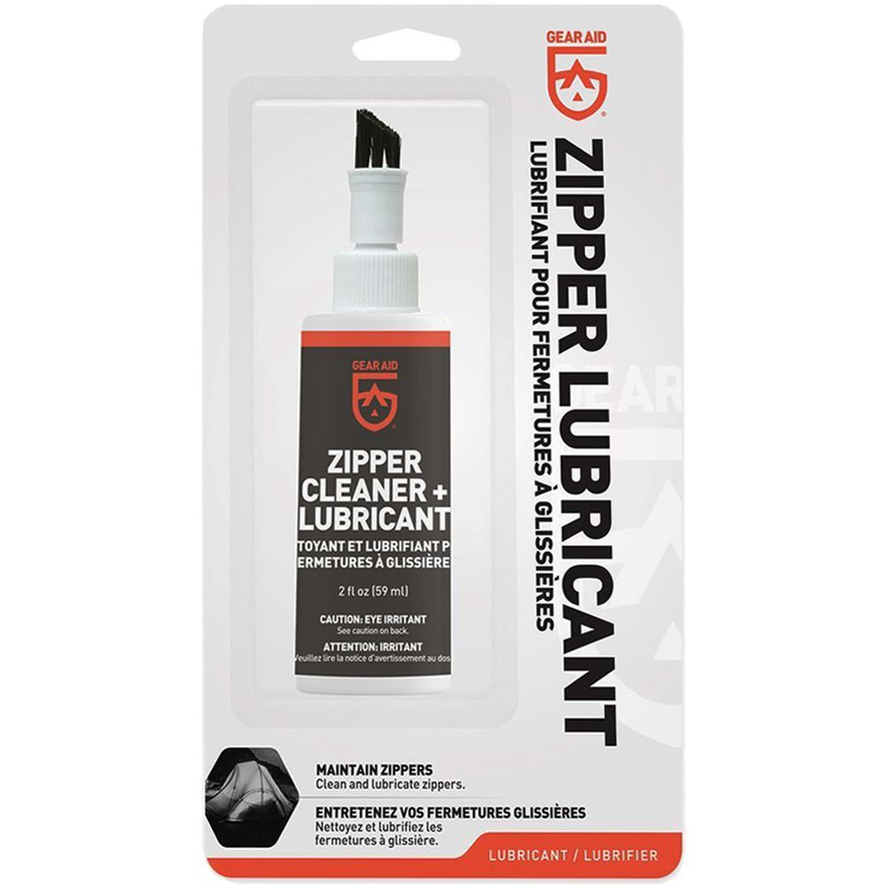 Gear Aid Zip Care™ Zipper Cleaner & Lubricant