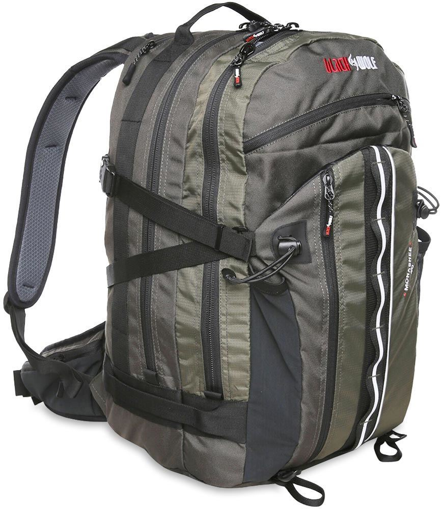 Black Wolf Monashee 40L Day Pack - Titanium