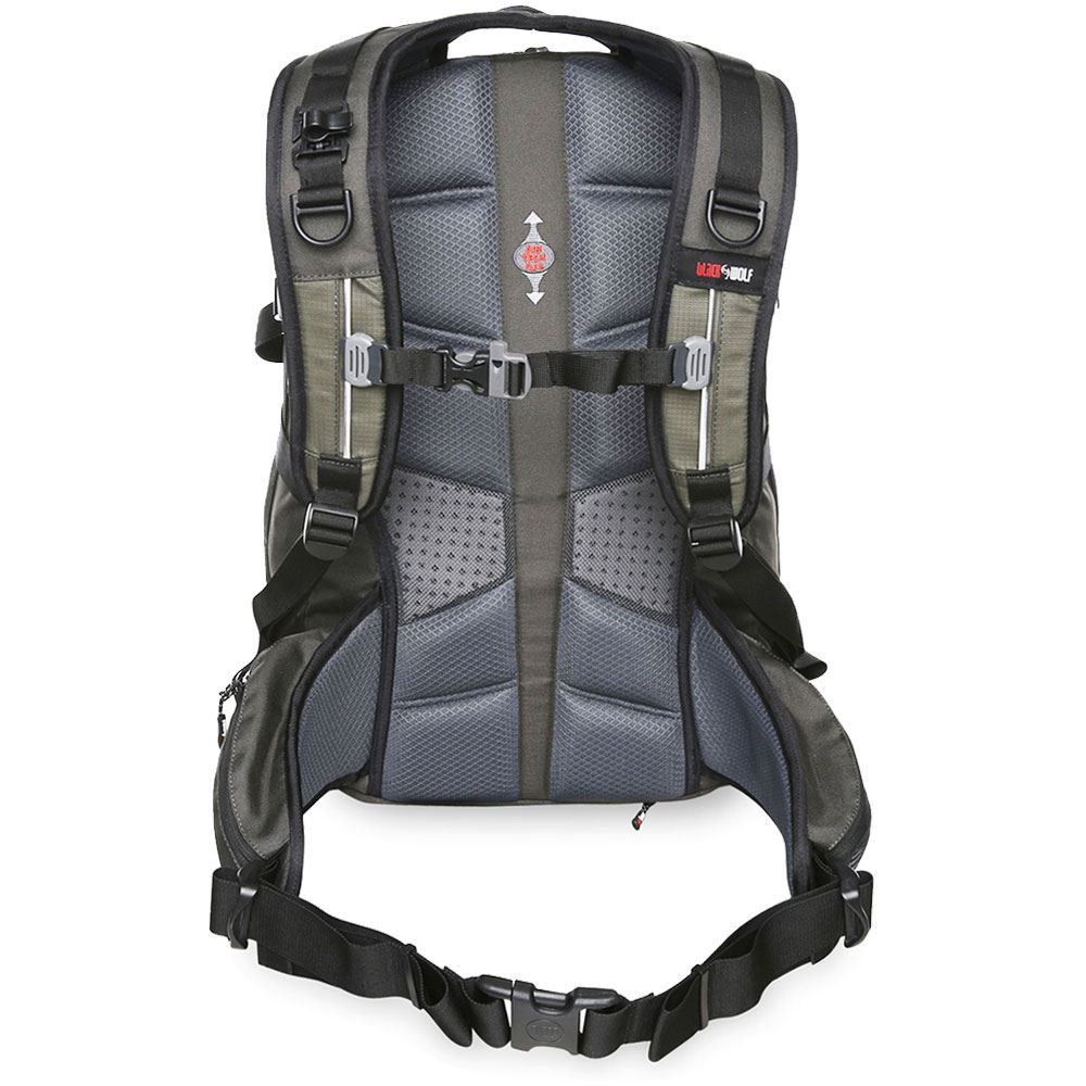 Black Wolf Monashee 40L Day Pack - Harness