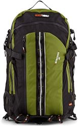 Black Wolf Monashee 40L Day Pack Cactus - Front view