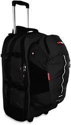Black Wolf Grand Tour 65L Travel Pack - Black