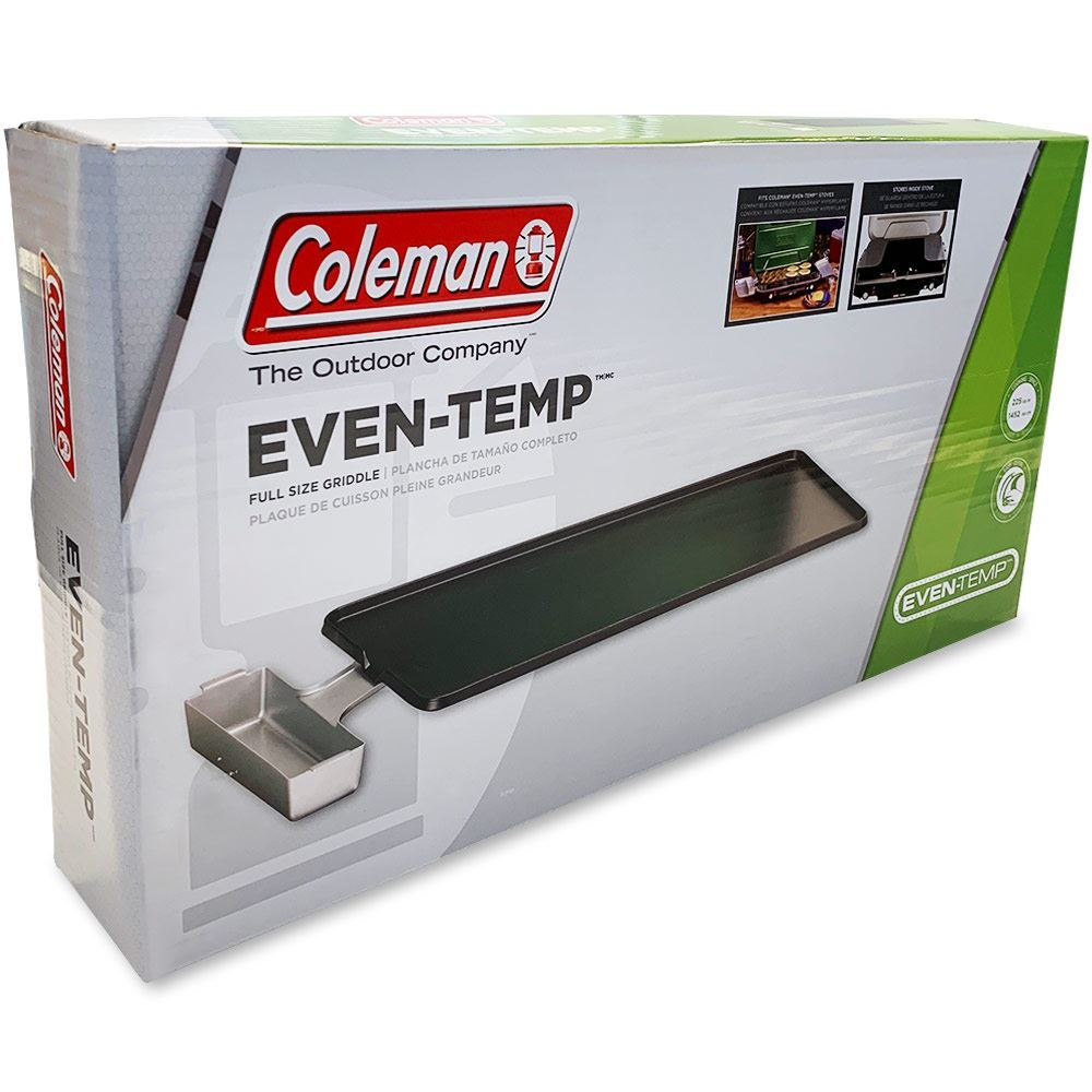 Coleman Eventemp™ Griddle & Grease Cup -