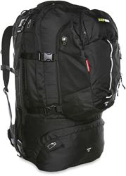 Black Wolf Cuba 75L Travel Pack - Black
