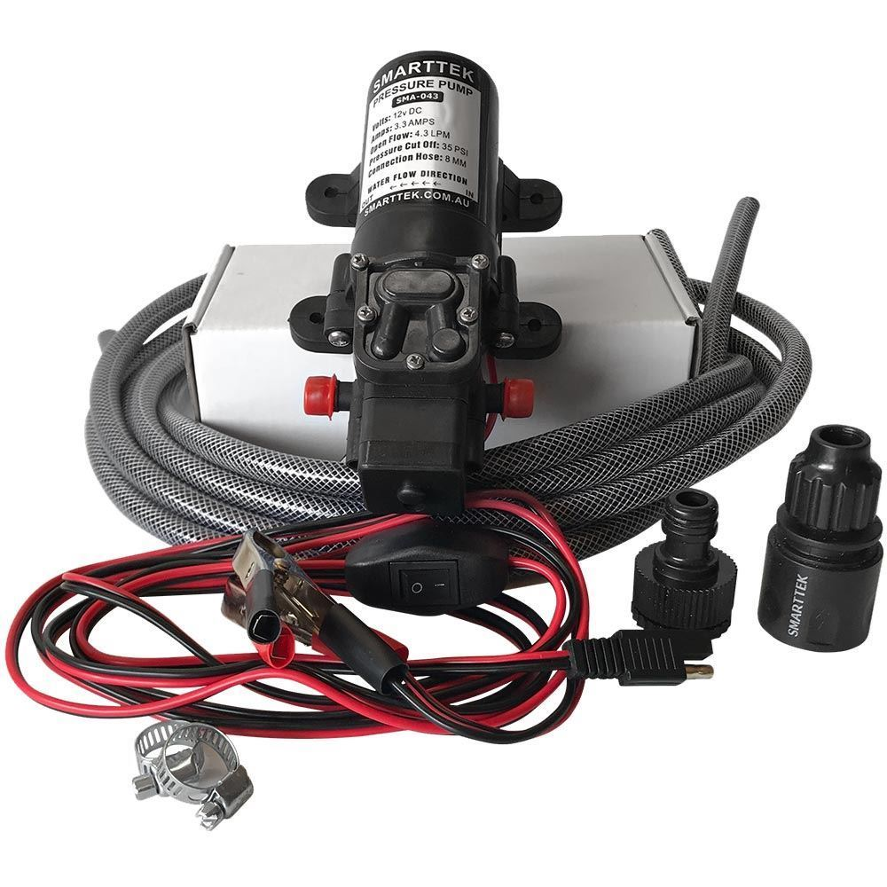 Smarttek Lite Smart Hot Water System 6L/min