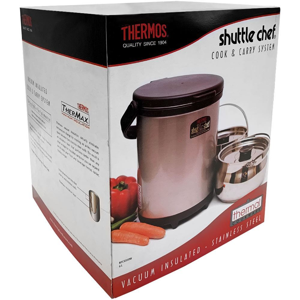 Thermal Cookware Shuttle Chef RPC 6000W