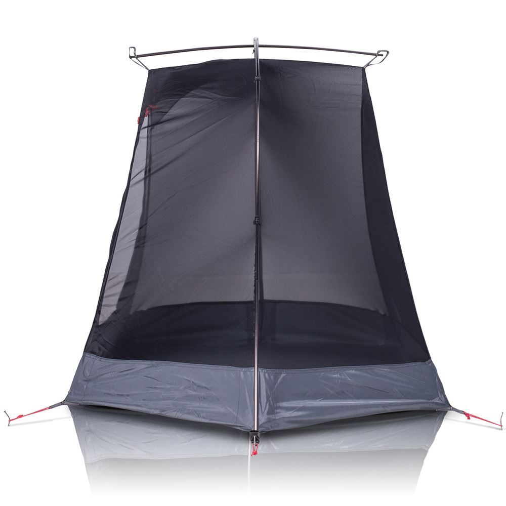 Zempire Atom Hiking Tent - Side view with fly removed