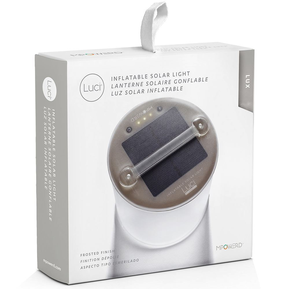 Mpowerd Luci Lux Inflatable Lantern - Packaging