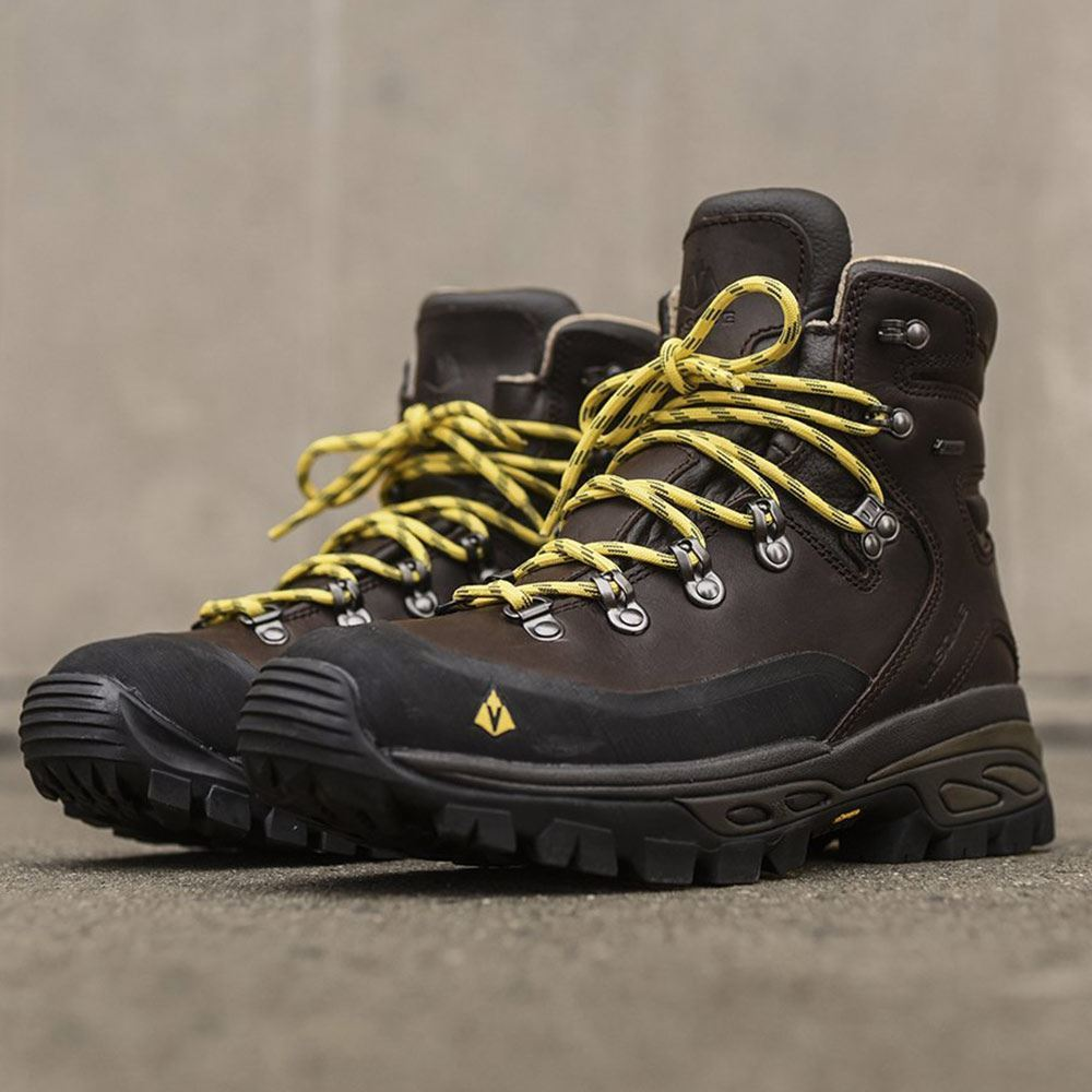 Vasque Eriksson GTX Men's Boot Coffee Yellow - Pair