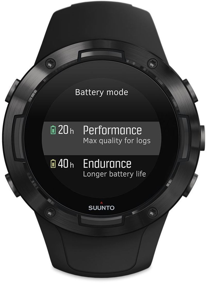 Suunto 5 G1 Outdoor Watch All Black