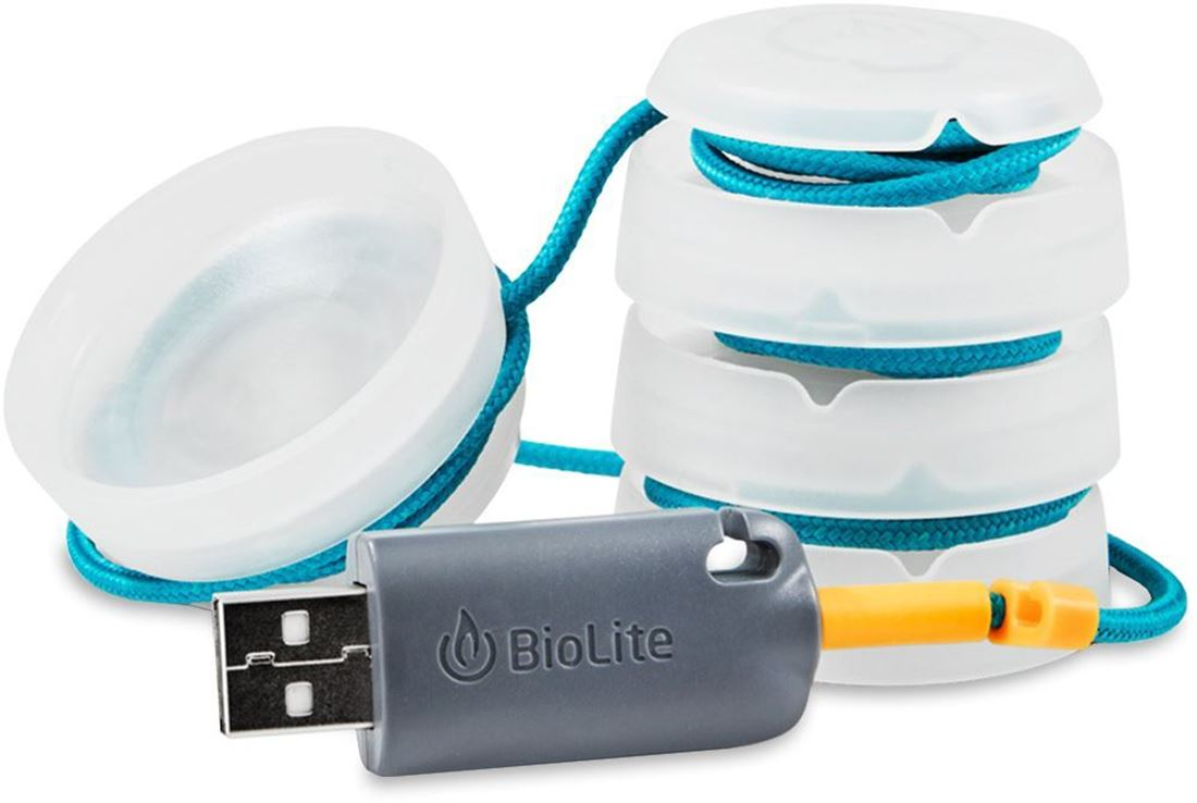 BioLite SiteLight Mini String Lighting