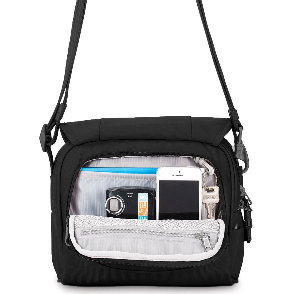 Pacsafe Metrosafe LS140 Shoulder Bag - Internal pocket