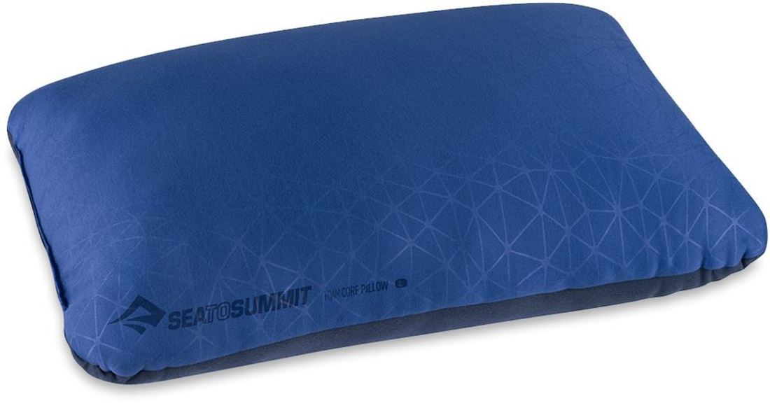 Sea to Summit Foamcore Pillow Large Navy Blue